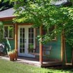 backyard cotage